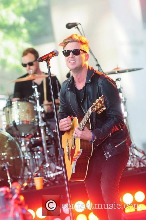 One Republic and Ryan Tedder 11