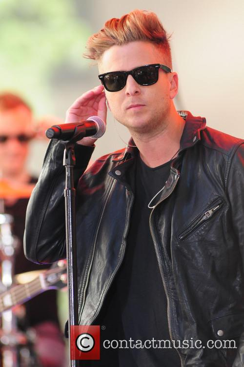 Ryan Tedder Singing