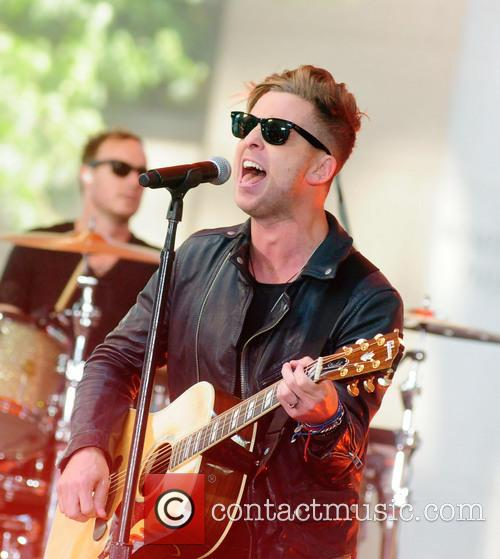 one republic ryan tedder today show toyota concert 4301692