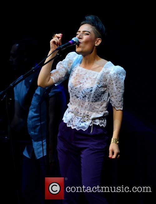 Sara Bareilles performs at 'Hard Rock Live'