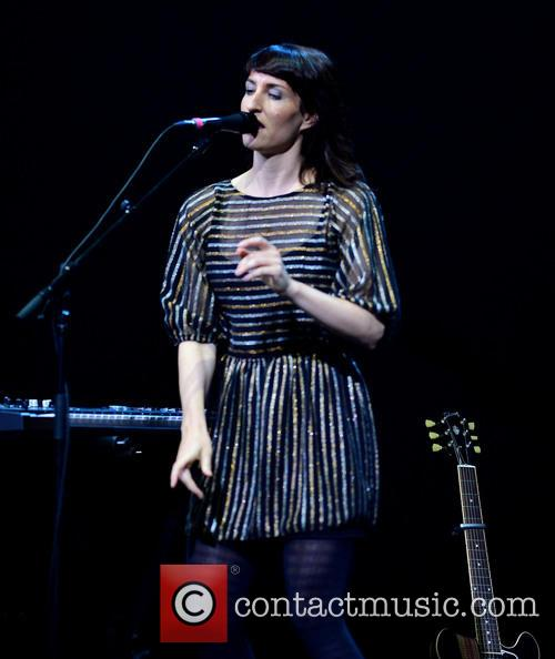 Sara Bareilles and Hannah Georgas 3