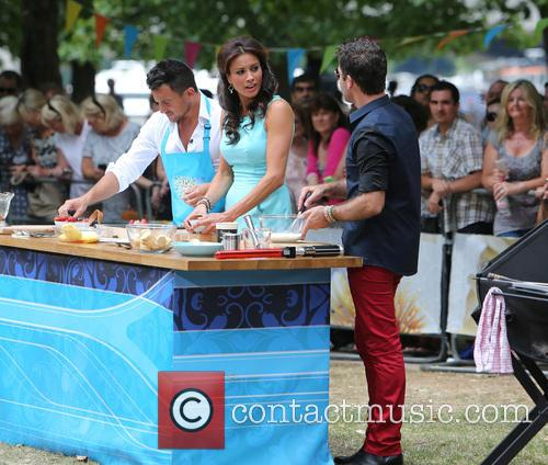 Peter Andre, Gino D'acampo and Melanie Sykes 11