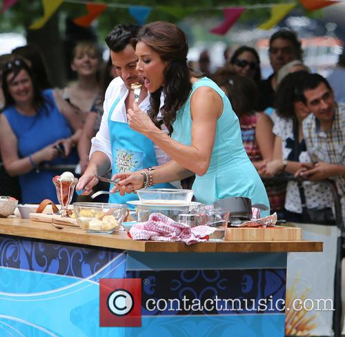 Peter Andre and Melanie Sykes 7