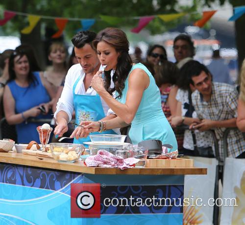 Peter Andre and Melanie Sykes 8