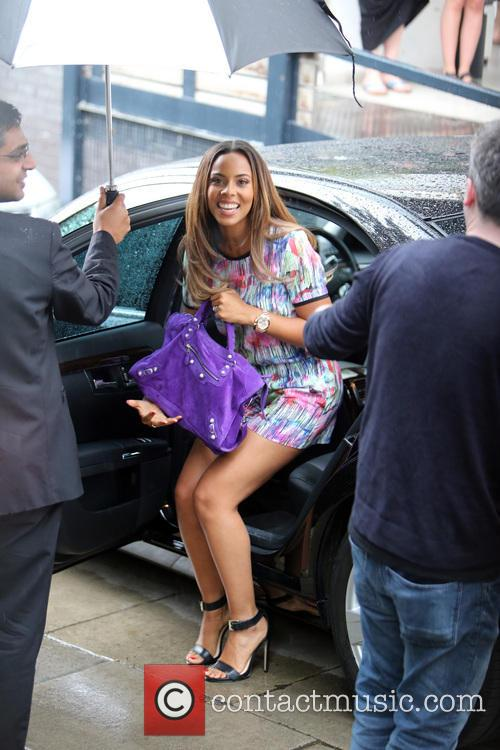 Rochelle and Marvin Humes 10
