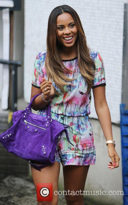 Rochelle and Marvin Humes 14