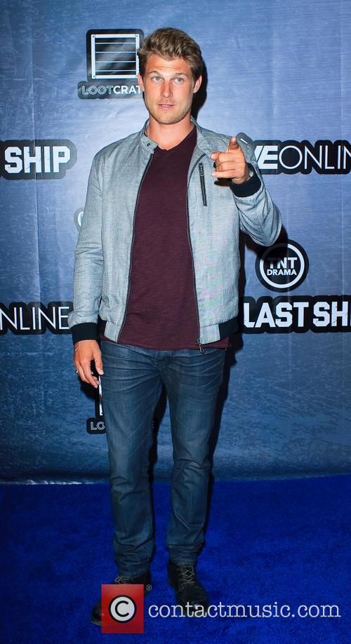 Comic-Con International: San Diego - 'The Last Ship'...