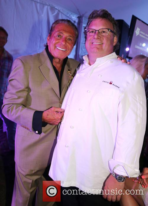 Gianni Russo and David Burke