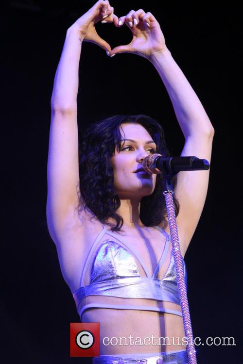 Jessie J and Jessica Cornish 3