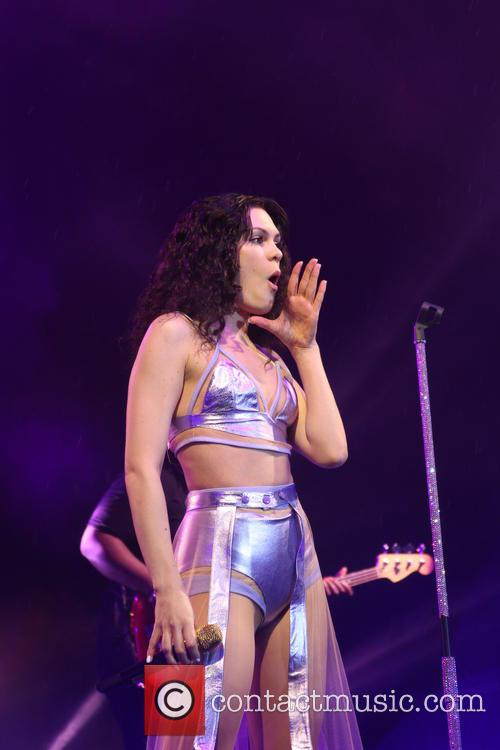 Jessie J and Jessica Cornish 14