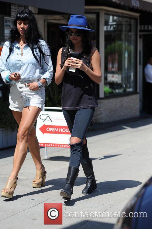 Selena Gomez and Los Angeles 3