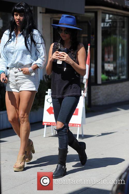 Selena Gomez and Los Angeles 4