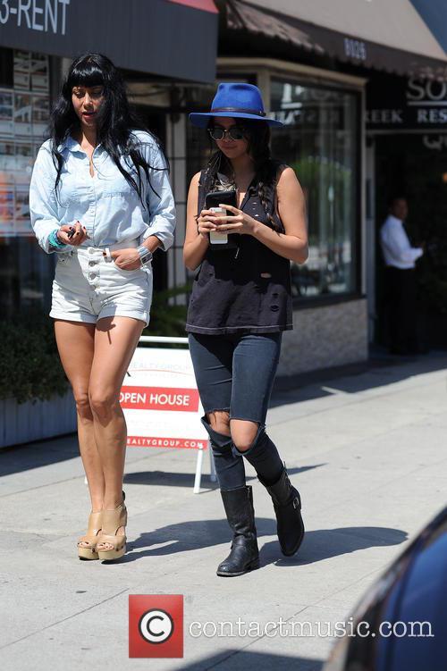 Selena Gomez and Los Angeles 7