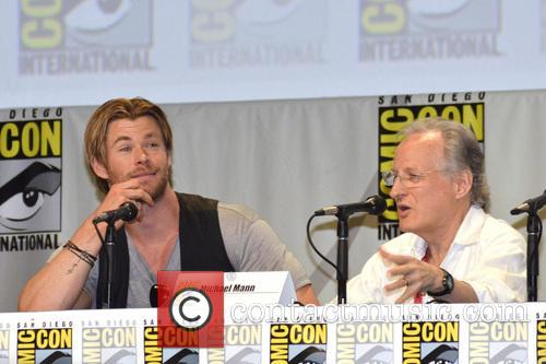 Chris Hemsworth and Michael Mann 1