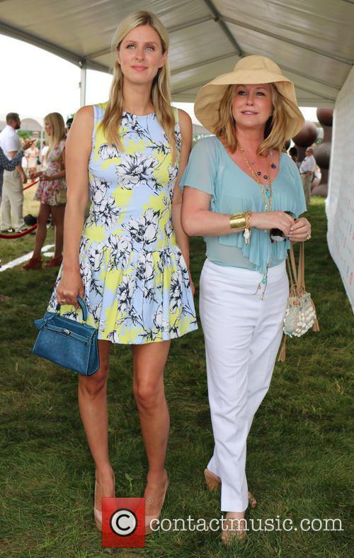 Nicky Hilton and Kathy Hilton 2