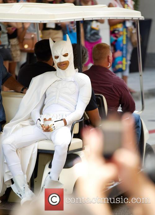 San Diego Comic-Con International - Day 2 -...