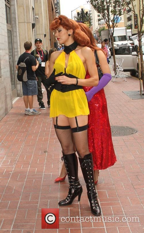 San Diego Comic-Con International - Day 4