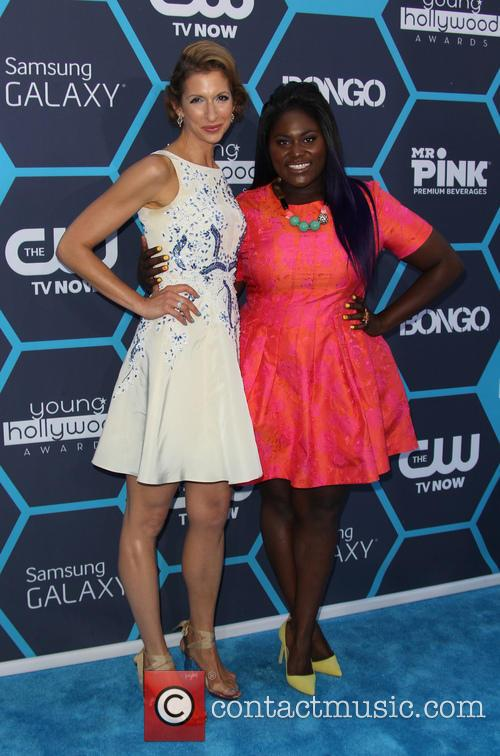 Alysia Reiner and Danielle Brooks 3
