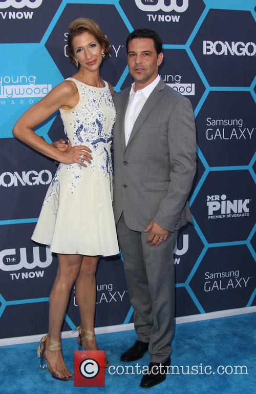 Alysia Reiner and David Alan Basche 6