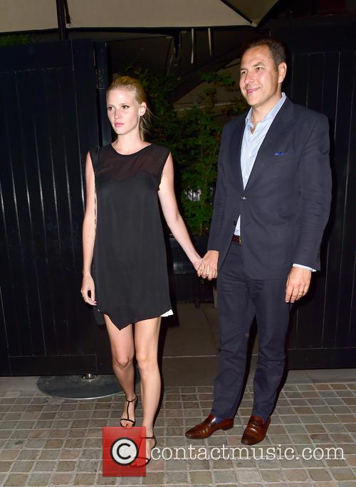 david walliams lara stone chiltern firehouse restaurant in 4303557