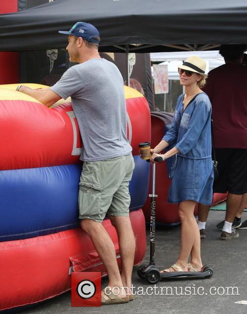 Liev Schreiber and Naomi Watts 7