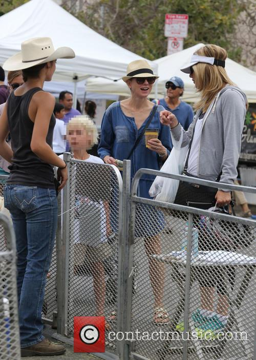 Naomi Watts and Alexander Schreiber 5