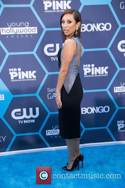 cheryl burke the 16th annual young hollywood 4303817