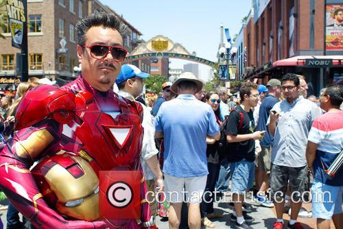 San Diego Comic-Con International - Day 4 -...