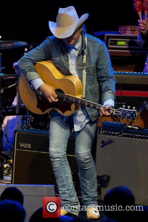 Dwight Yoakam performing live in Sweden
