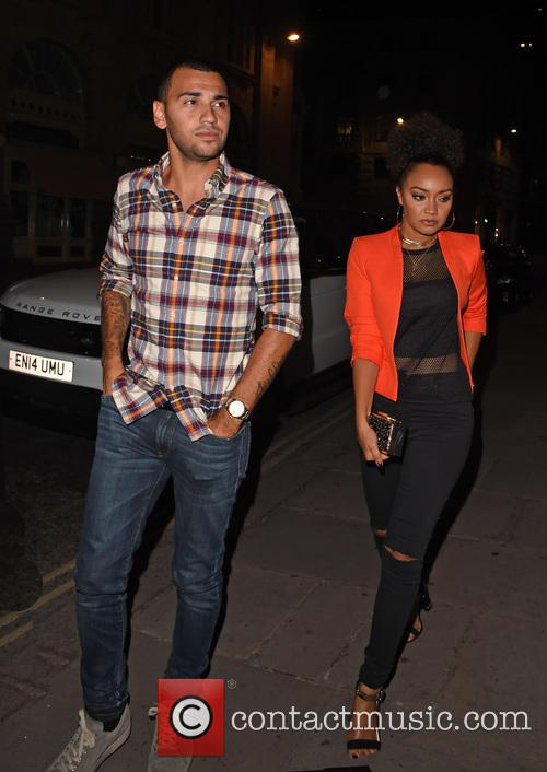 Little Mix, Leigh-anne Pinnock and Jordan Kiffin 6