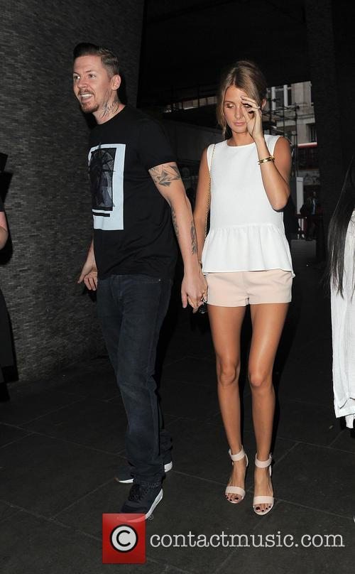 Professor Green and Millie Mackintosh 5