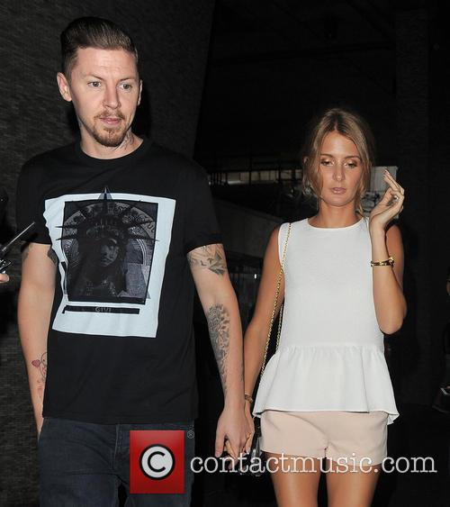 Professor Green and Millie Mackintosh 7