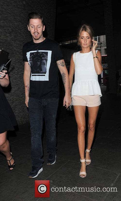 Professor Green and Millie Mackintosh 8