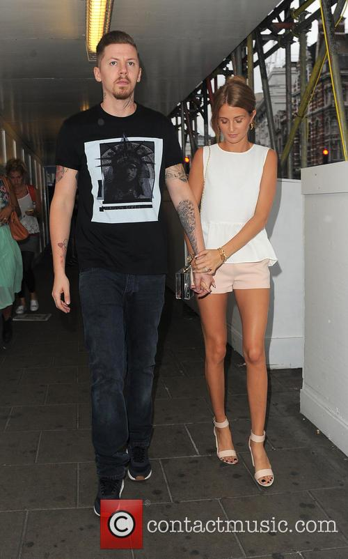 Professor Green and Millie Mackintosh 9