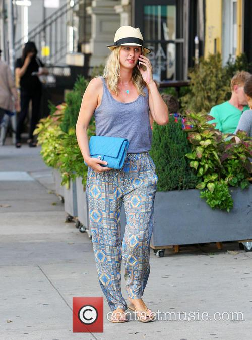 Nicky Hilton out and about in the East...