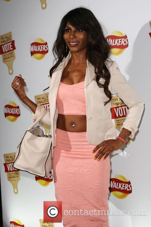 sinitta walkers do us a flavour launch 4304800