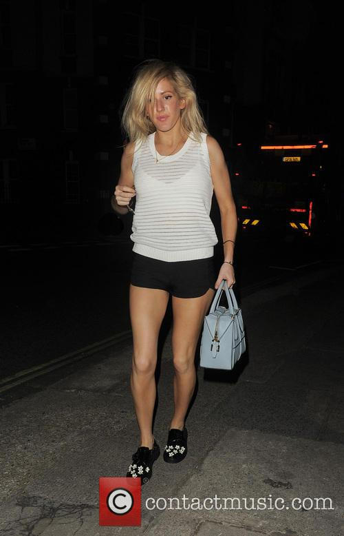 ellie goulding ellie goulding returning home after 4306530