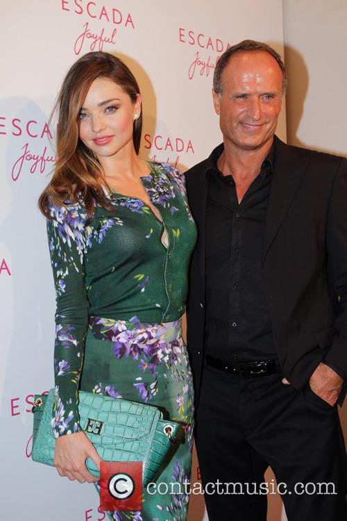 Miranda Kerr and Bruno Saelzer 2