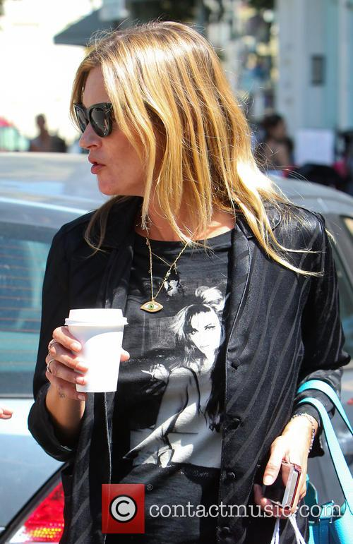 Kate Moss, Primrose Hill
