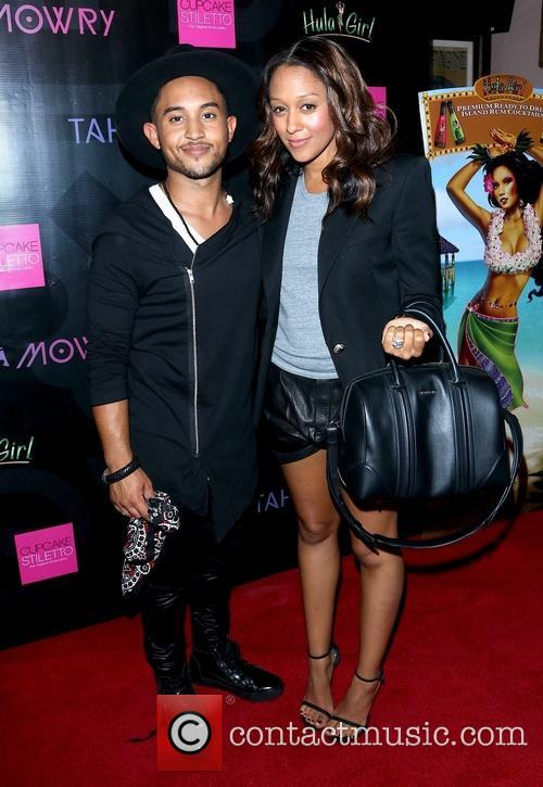 Tahj Mowry and Tia Mowry 4