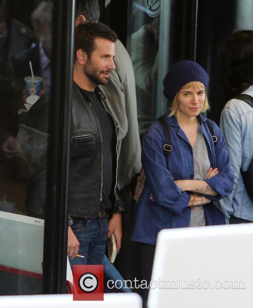 Sienna Miller and Bradley Cooper 11