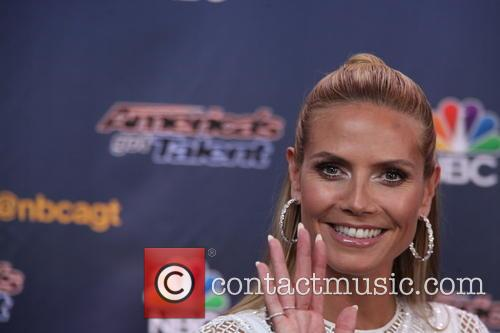 Heidi Klum, Radio City Music Hall