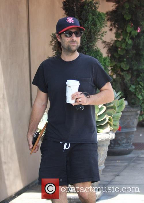 Jason Schwartzman in Beverly Hills