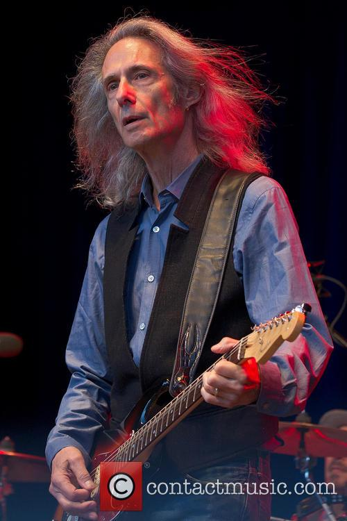 Patti Smith and Lenny Kaye 6
