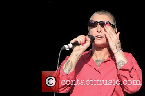 Sinead O'Connor, Lulworth Castle, Camp Bestival, Bestival