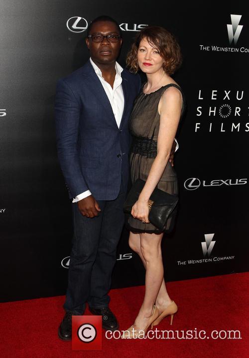 David Oyelowo and Jessica Oyelowo 5