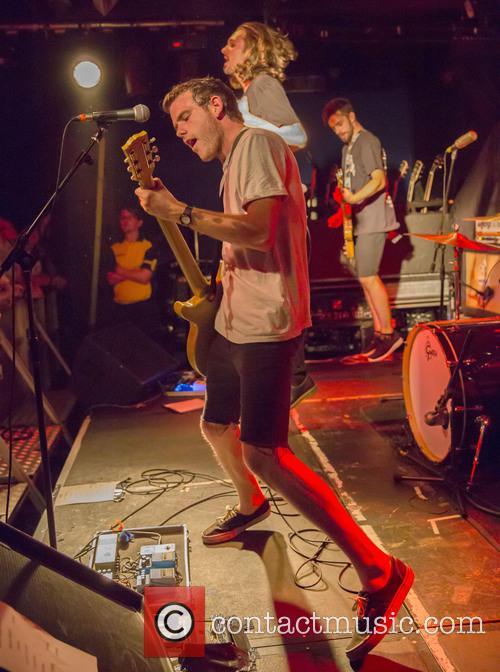 Decade perform live at Dingwalls