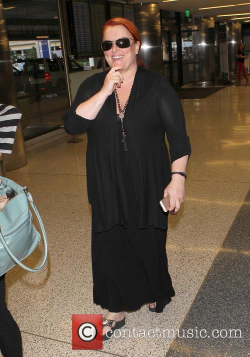Wynonna Judd at LAX