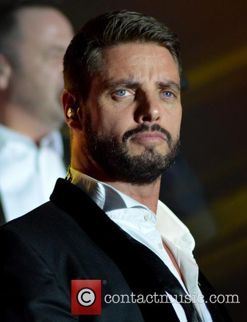 Keith Duffy and Boyzone 2