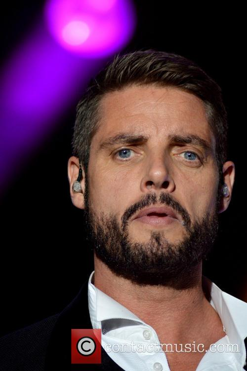 Keith Duffy and Boyzone 3